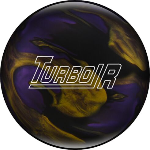 Turbo R Black/Purple/Gold 14 Lbs