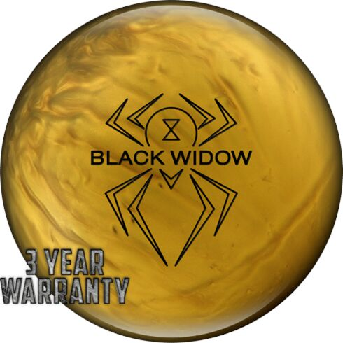 Black Widow Gold 15 Lbs