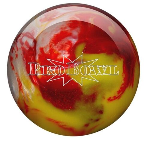 Pro Bowl Red/Yellow/Silver 14 Lbs