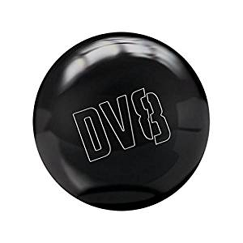 DV8 Poly Just Black 12 Lbs