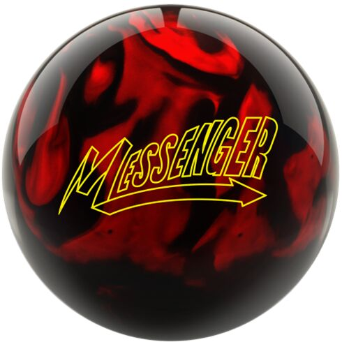 Messenger Red/Black 9 Lbs