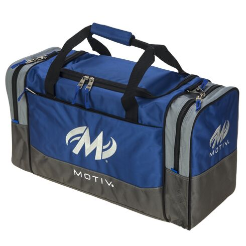 Double Tote, Shock, blue