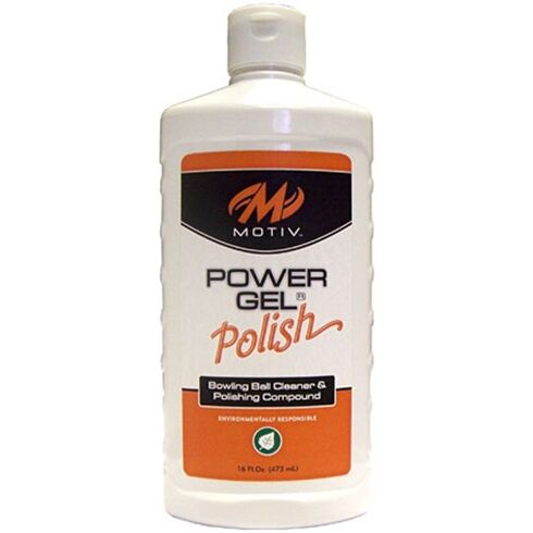 Power Gel Polish gel na lesklé koule 16 oz (0,47l)