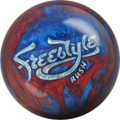 Freestyle Rush Red/Blue