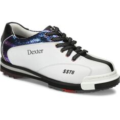SST 8 Pro Ladies White/Black