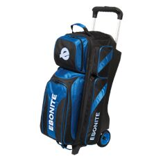 Triple Roller, Equinox, Black/Blue