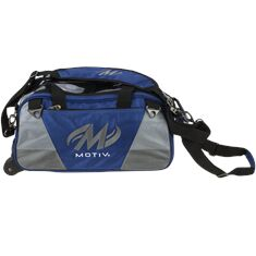 Double Tote, Ballistix, blue