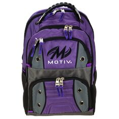 Intrepid Backpack, purple