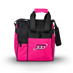Single Tote, C300, Pink/Black