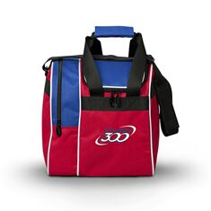 Single Tote, C300, Red/White/Blue