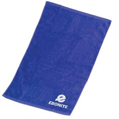 Cotton Towel With Logo 16x26 inch Blue