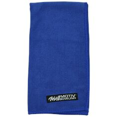 Motiv Rally Microfiber Towel, blue